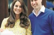 İşte yeni Prenses'in doğum belgesi