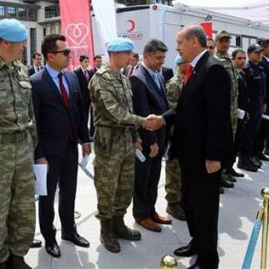 Erdoğan kan bağışını vurguladı