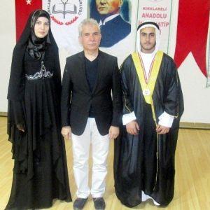 Mudanya Anadolu İmam Hatip Lisesi Birinciliğe Doymuyor